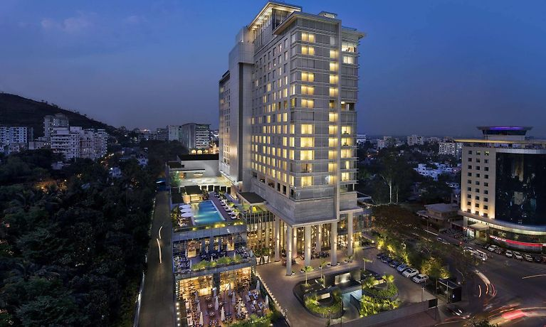 JW MARRIOTT HOTEL PUNE - Best Rates Guaranteed | Pune-Hotels com